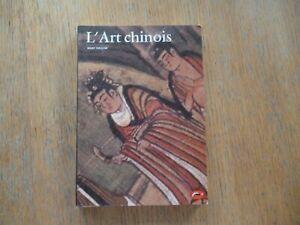 MARIE TREGEAR L'ART CHINOIS THAMES & HUDSON 1999