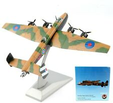 1/144 United Kingdom Halifax Bomber Fighter Diecast Airplane Aircraft Model Toys