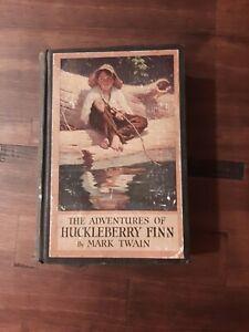 1923, The Adventures of Huckleberry Finn by Mark Twain