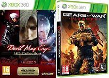 Devil May Cry HD Collection Usado & Gears Of War Judgment Nuevo y Sellado PAL