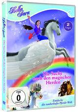 Bella Sara - Die Suche nach den magischen Herden - DVD - *NEU*