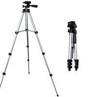 Universal Portable Aluminum Tripod Stand & Bag For Canon Nikon Camera Camcorder
