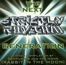 Strictly Rhythm-The next Generation (1996) Glue Factory, Ian Pooley, DJ S.. [CD]
