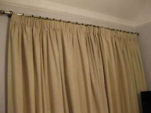 Handmade Pencil Pinch Pleated Curtains