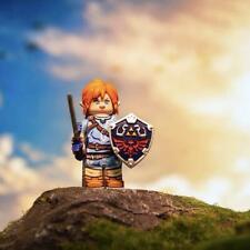 ⎡MINIFIGS FACTORY⎦ Custom The Legend of Zelda Link Lego Minifigure