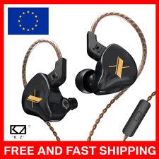 KZ EDX 1DD 10mm Composite Magnetic Dynamic Driver HiFi in-Ear Earphone LUX