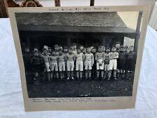 More details for cheltenham school junior xv  under 11s v wells house rugby team 1927