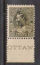 Canada #MR2c NH Mint Imprint Single