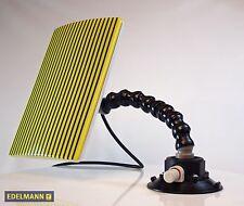 Fixierlampe Ausbeulreflektor Ausbeulwerkzeug PDR * NEU gelb