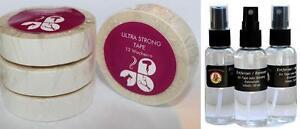 SET ★ ULTRA STRONG TAPE ★ Tapeband + Entferner für Extensions Haarverlängerung