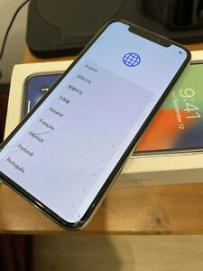 Apple Iphone X 64G Silver ( UNlocked )