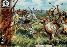 Waterloo 1815 1/72 Mounted Sioux Indians # AP023
