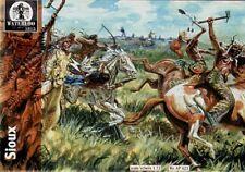 Waterloo 1815 1/72 monté sioux indiens #AP023