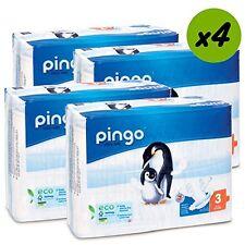 Couches PINGO T3 écologiques et biodégradables 4/9kg (176 couches)