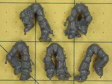 Warhammer 40K Ángeles de sangre marines espaciales sanguinaria Guardia piernas