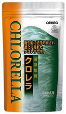 Orihiro Chlorella 900 Caps Supplement Clean Culture Aluminum Bag Made in Japan