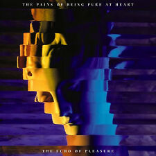 Pains of Being Pure at Heart Echo of Pleasure LP Vinyl European PAINBOW 2017 9