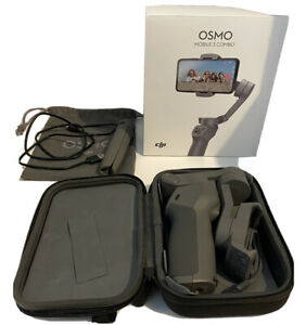 DJI Osmo Mobile 3 Combo Gimbal tripod