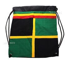 "Jamaica Cool Runnings Ez Backpack Back Pack Reggae Marley Rasta Jamaica Vibe 17"""