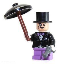 LEGO DC COMICS SUPER HEROES Minifig THE PENGUIN Jokerland Batman 76035 MINT