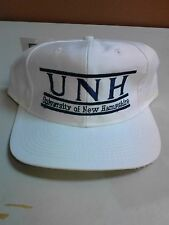 UNH UNIVERSITY OF NEW HAMPSHIRE SNAPBACK HAT NWT/THE GAME