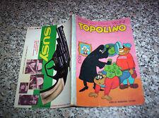 TOPOLINO LIBRETTO N.525 MONDADORI ORIGINALE 1965 DISNEY M.BUONO CON BOLLINO