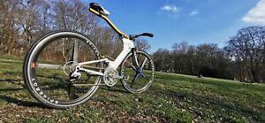 Softride Rennrad / Triathlon Klassiker als FUNBIKE cooles Design