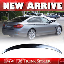 2014-2017 BMW F36 P Style Rear Boot Trunk Spoiler Wing Painted #B39 430i 420i