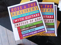 Ross & the RealifersI Tried to Give Up Drinking with Guitars Instead of God AI03
