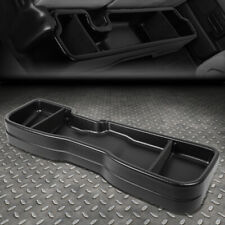 For 14-19 Silverado Sierra Crew Cab Rear Under Seat Storage Box Organizer Case (Fits: Chevrolet)