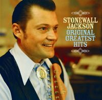STONEWALL JACKSON - ORIGINAL GREATEST HITS  CD NEU