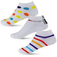 ► 12-24 Paar KINDERSOCKEN Sneaker Socken für Kinder Jungen Mädchen Gr. 27-38 ✅