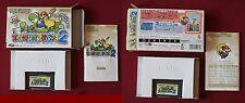 Nintendo Gameboy Advance ! jeu SUPER MARIO ADVANCE 2 complet en Boite vers. Jap