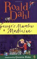 Georges Marvelous Medicine by Roald Dahl