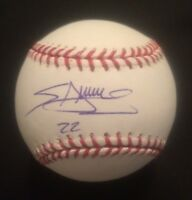 Miguel Sano Minnesota Twins Autographed Signed & Inscribed #22 OML Baseball