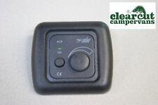 CBE Campervan/Caravan/Motorhome Dimmer Switch, 12v Light Dimmer Switch -Black