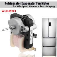 Evaporator Fan Motor For Whirlpool Refrigerator Sears Maytag W10208121 W10189703