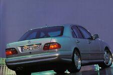 MERCEDES AMG ZUBEHÖR W210 SL R129 SLK R179 Prospekt Brochure 2000 84