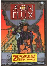 Collectible NEW Aeon Flux MTV 1996 NTSC DVD Original Shorts Liquid Television