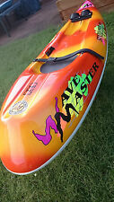 Surf Wave Ski 2.2 Wavemaster,Stabiliser Comp,Near NEW Cond Surfski Waveski Kayak