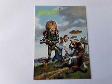 1994 Topps Mars Attacks the Comics (#73) Earl Norem's Flip Cover #2
