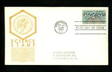 US FDC #1237 Anderson M-1 1963 Washington DC The Sciences National Academy of
