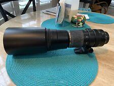 New listing Tamron 200-500 f5-6.3 Canon Ef Mount. $350.