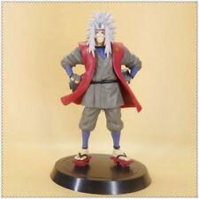 Anime Naruto Shippuden Jiraiya Action 1/8 scale PVC Figure New No Box 19cm