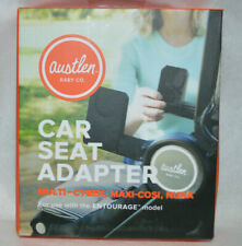 Austlen Entourage Car Seat Adapter Cybex Nuna Maxi Cosi, New In The Box