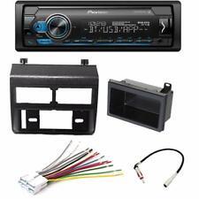 Pioneer MVH-S310BT Digital Media Receiver with Bluetooth W/ Single Din Dash Kit