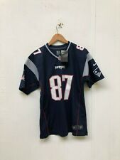 New England Patriots Nike NFL Kid's Jersey - 18-20 Years - Gronkowski 87 - New