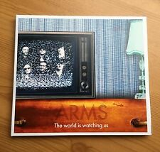 Arms - 'The World is Watching Us' debut album CD