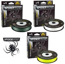 Spiderwire Dura 4 Fishing Braid
