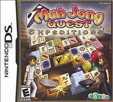 Mahjong Quest: Expeditions (Nintendo DS) Lite Dsi xl 2ds 3ds xl